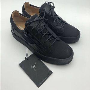 Men's Giuseppe Low Top Zip up sneakers